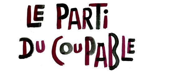 parti coupable