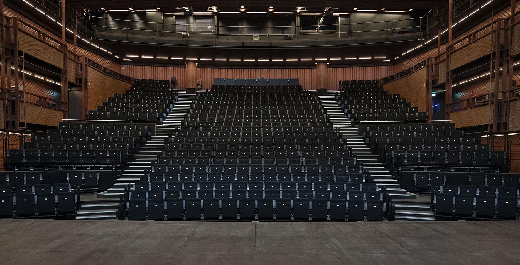Espaces La Colline Theatre National