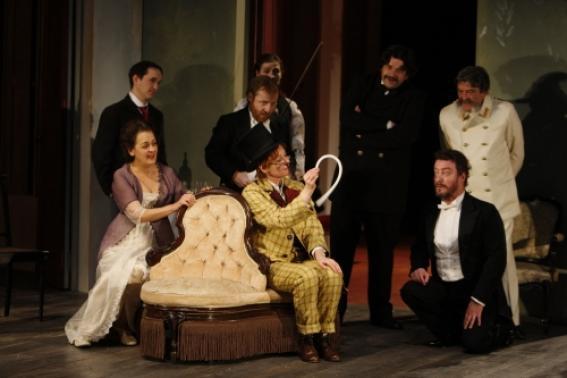 La Cerisaie | La Colline théâtre national